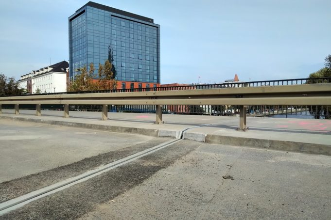 Most Bernardyński, Bernardyńska