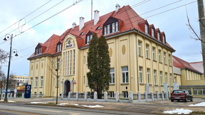 Policja - KMP Siedziba